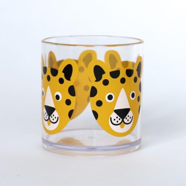 Becher Leopard