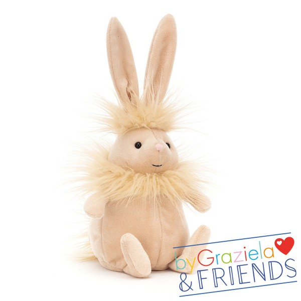 "Kuscheltier ""Flumpet Bunny Beige"""