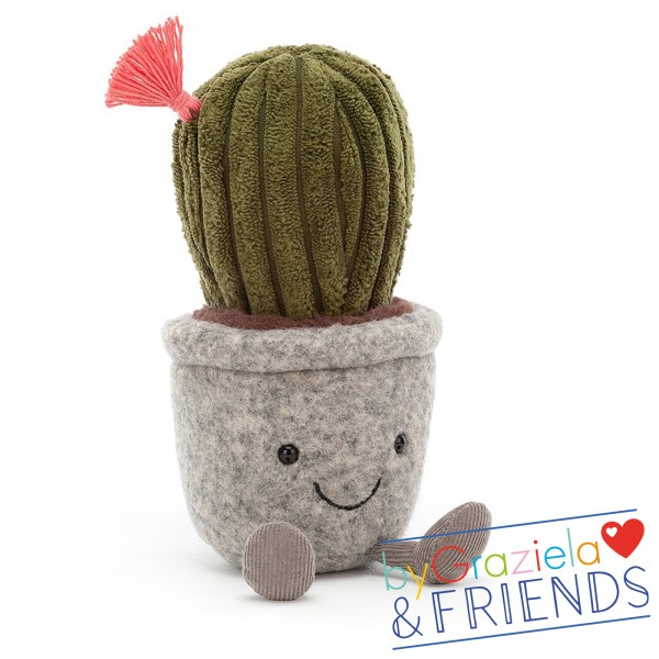 """Kuscheltier """"Silly Cactus"""" / 19cm"""