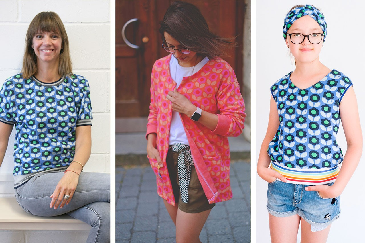 Tolle Sommer Outfits aus Jacquard