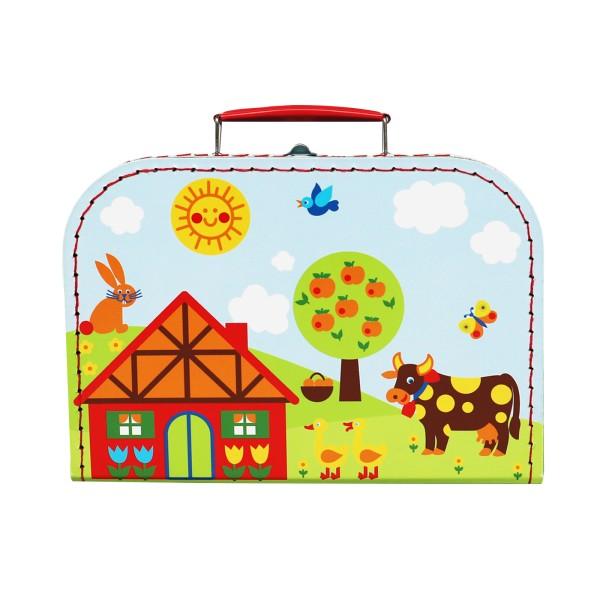 Spielkoffer Bauernhof