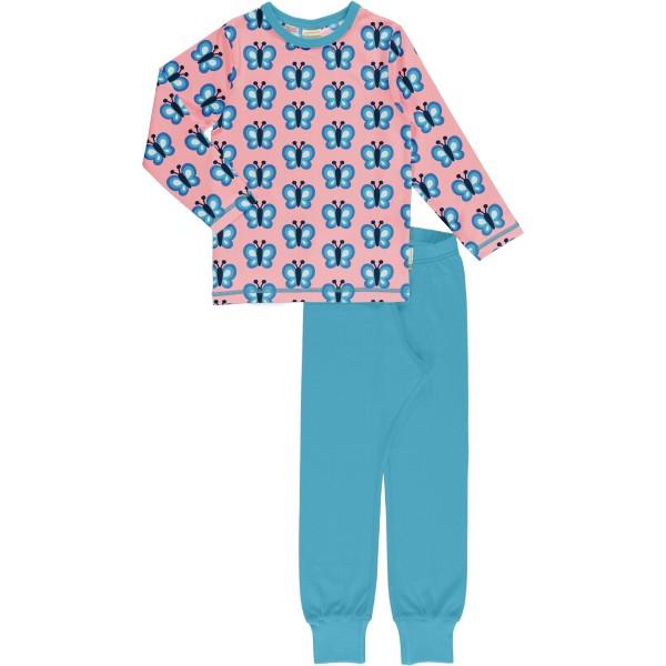 Schlafanzug / Schmetterling