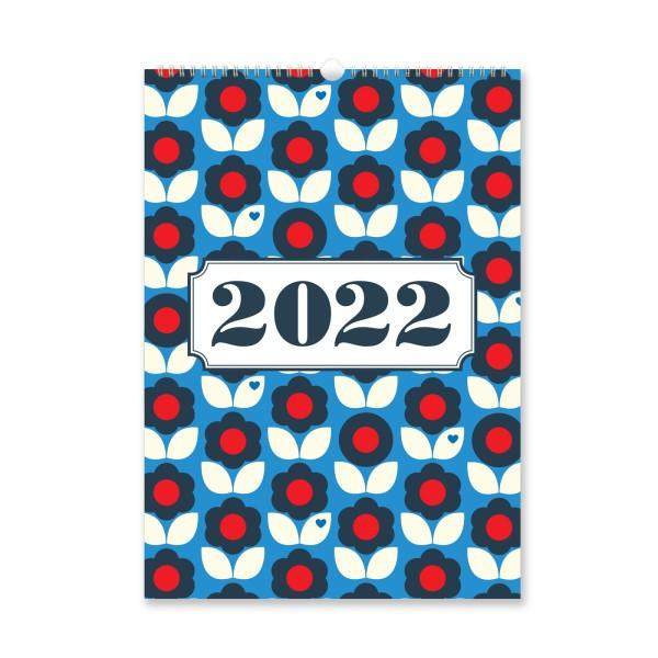 Familienkalender 2022 - A3