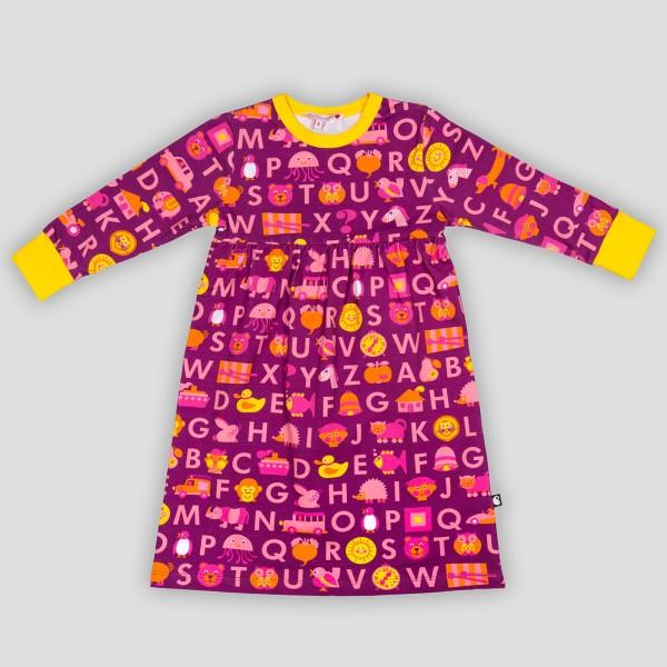Nachthemd ABC / Beere