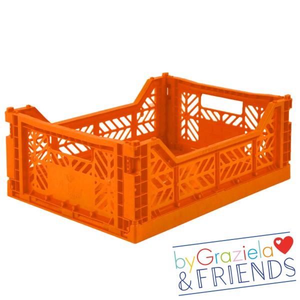 Aufbewahrungsbox / Orange