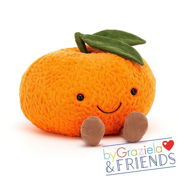 """Kuscheltier """"Amusable Clementine"""" / Groß"""