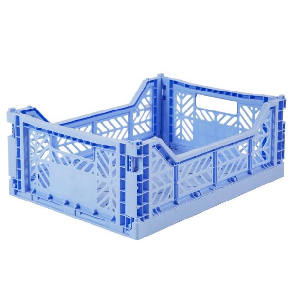 Aufbewahrungsbox / Hellblau