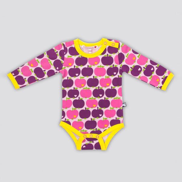 Babybody Apfel / Pink