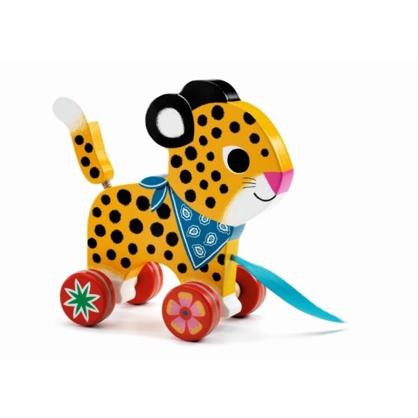 Nachziehtier Gepard Greta