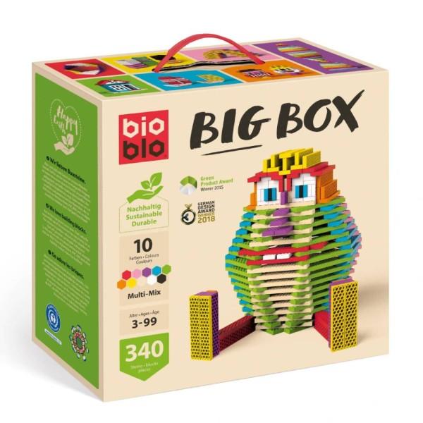 """Bausteine """"Big Box"""" / 340 Bausteine"""