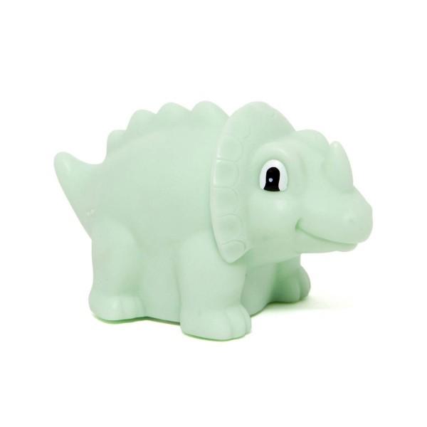 Nachtlicht Triceratops / Mint