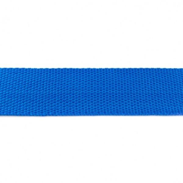 Gurtband 40mm / Kobalt