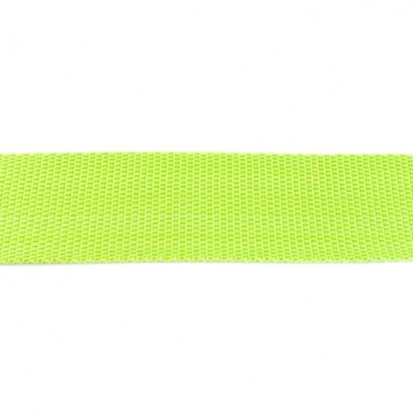 Gurtband 40mm / Lime