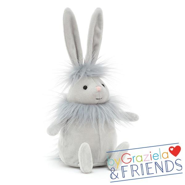 """Kuscheltier """"Flumpet Bunny Silver"""""""