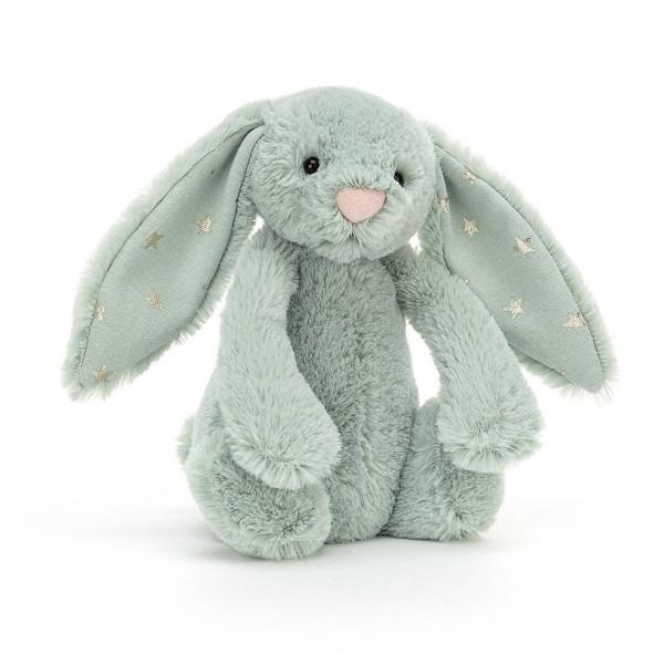 """Kuscheltier """"Bashful Sparkly Bunny """" - Klein"""
