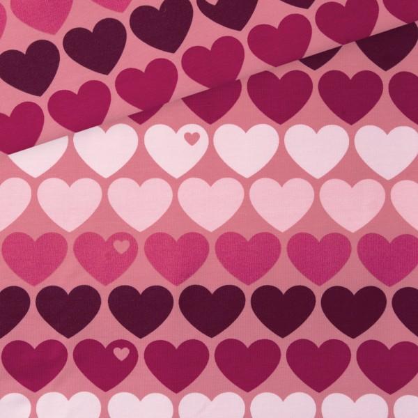 Sommersweat Heart me / Beere