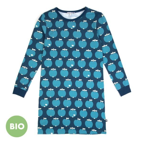 Mama Nachthemd Apfel / Blau