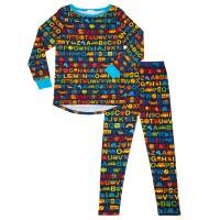 Mama Schlafanzug ABC / Blau
