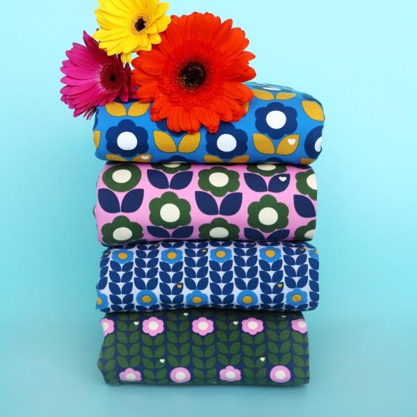 Stoffpaket Blumenliebe XXL