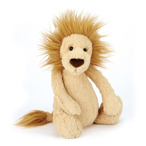 """Kuscheltier Löwe """"Bashful Lion"""" / Medium 31cm"""