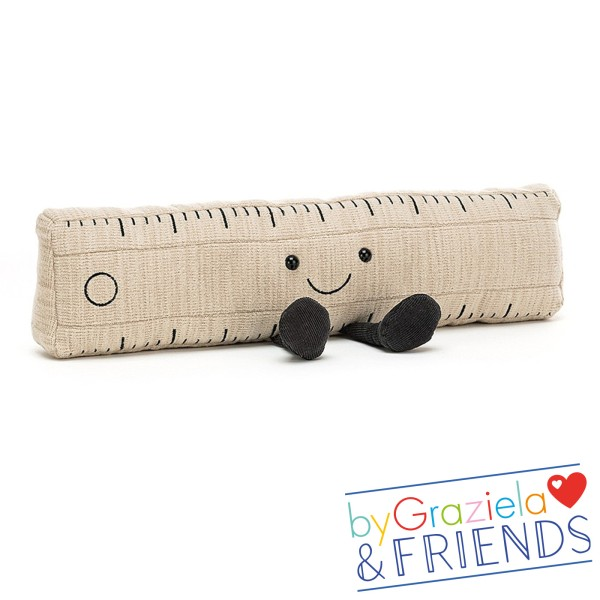 "Kuscheltier ""Smart Stationery Ruler"""