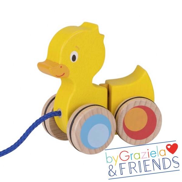 Nachziehtier Ente