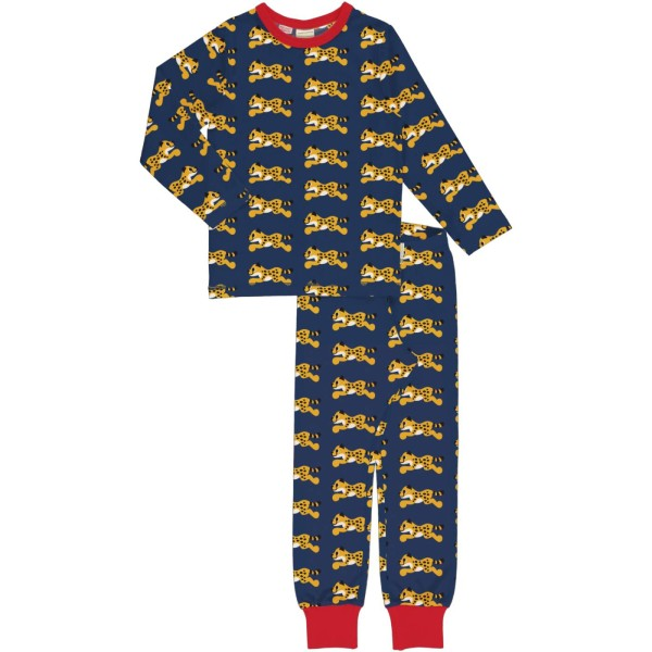 Kinderschlafanzug / Gepard