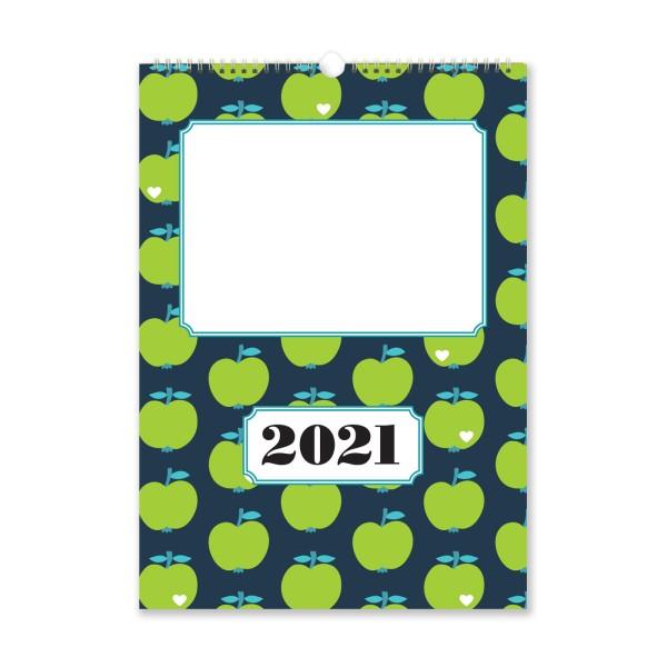 Bastelkalender 2021 - A4