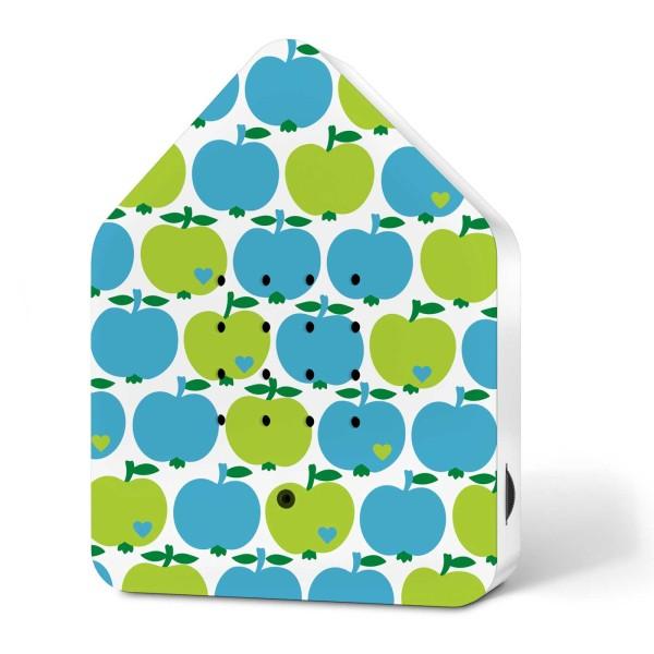 Zwitscherbox / Apfel