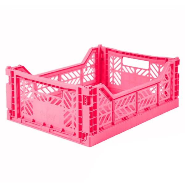 Aufbewahrungsbox / Hot Pink