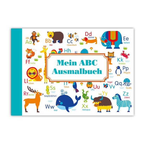 ABC- Ausmalbuch