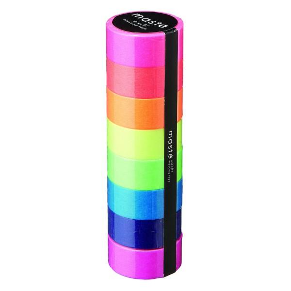 Washi Tape-Set / Neon