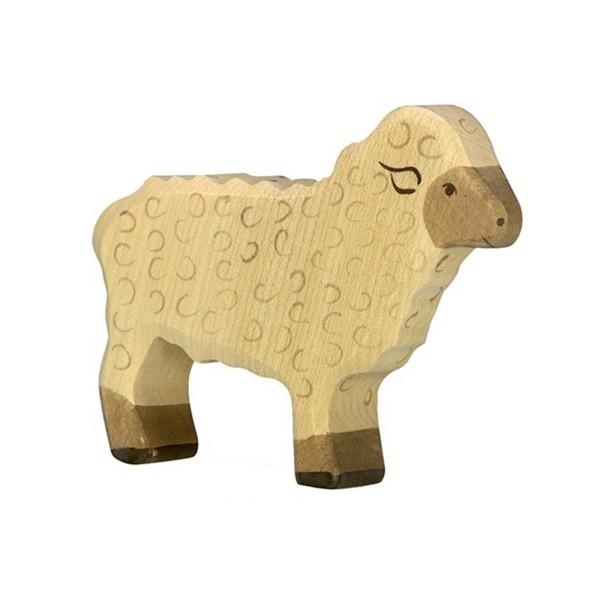 Holztier / Schaf