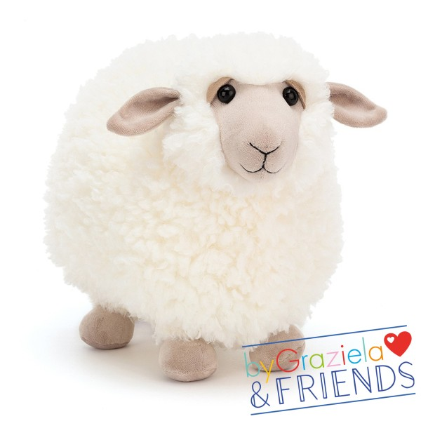 "Kuscheltier ""Rolbie Sheep"" / Medium"