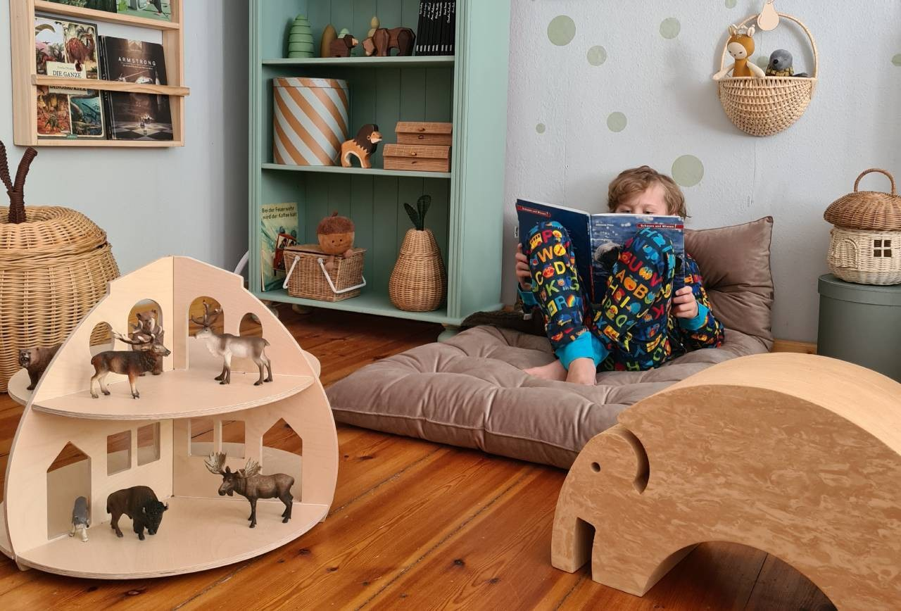 Kinderzimmer gemütlich einrichten bei _s.u.s.a.n.n.e_