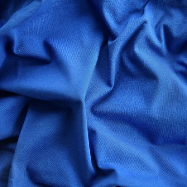 Jersey uni / Blau