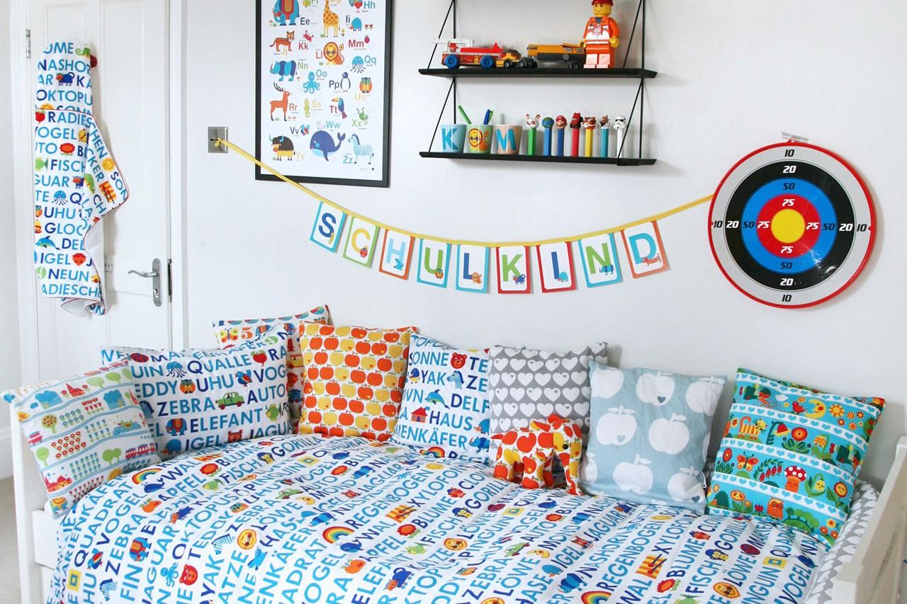 Kinderzimmer für Schulkinder