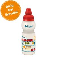 Fizzii Kleine Trinkflasche / Eisenbahn