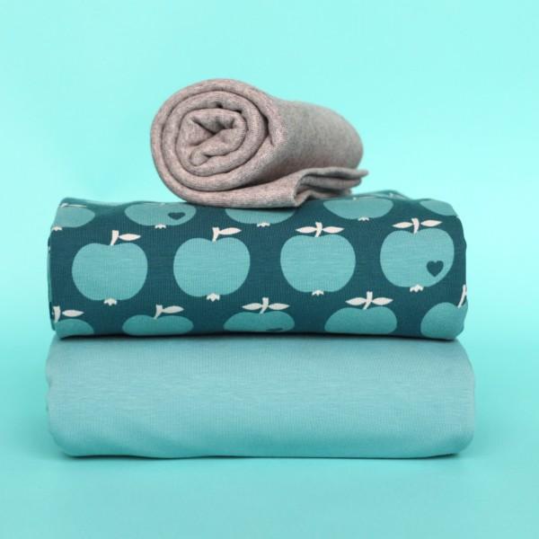Stoffpaket Apfel- Mint