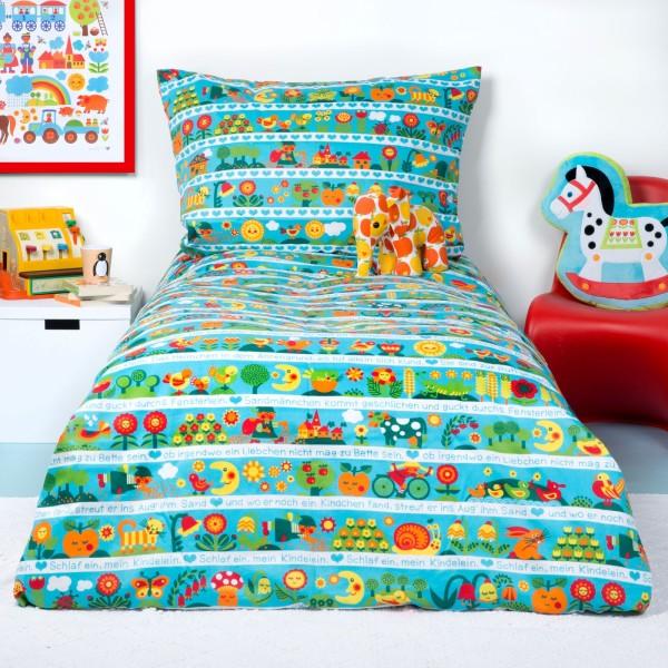 Schlaflied Kinderbettwäsche Bygraziela Bygraziela