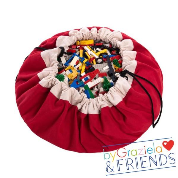 Spielzeugsack / Rot