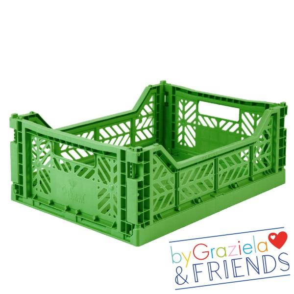 Aufbewahrungsbox / Grün