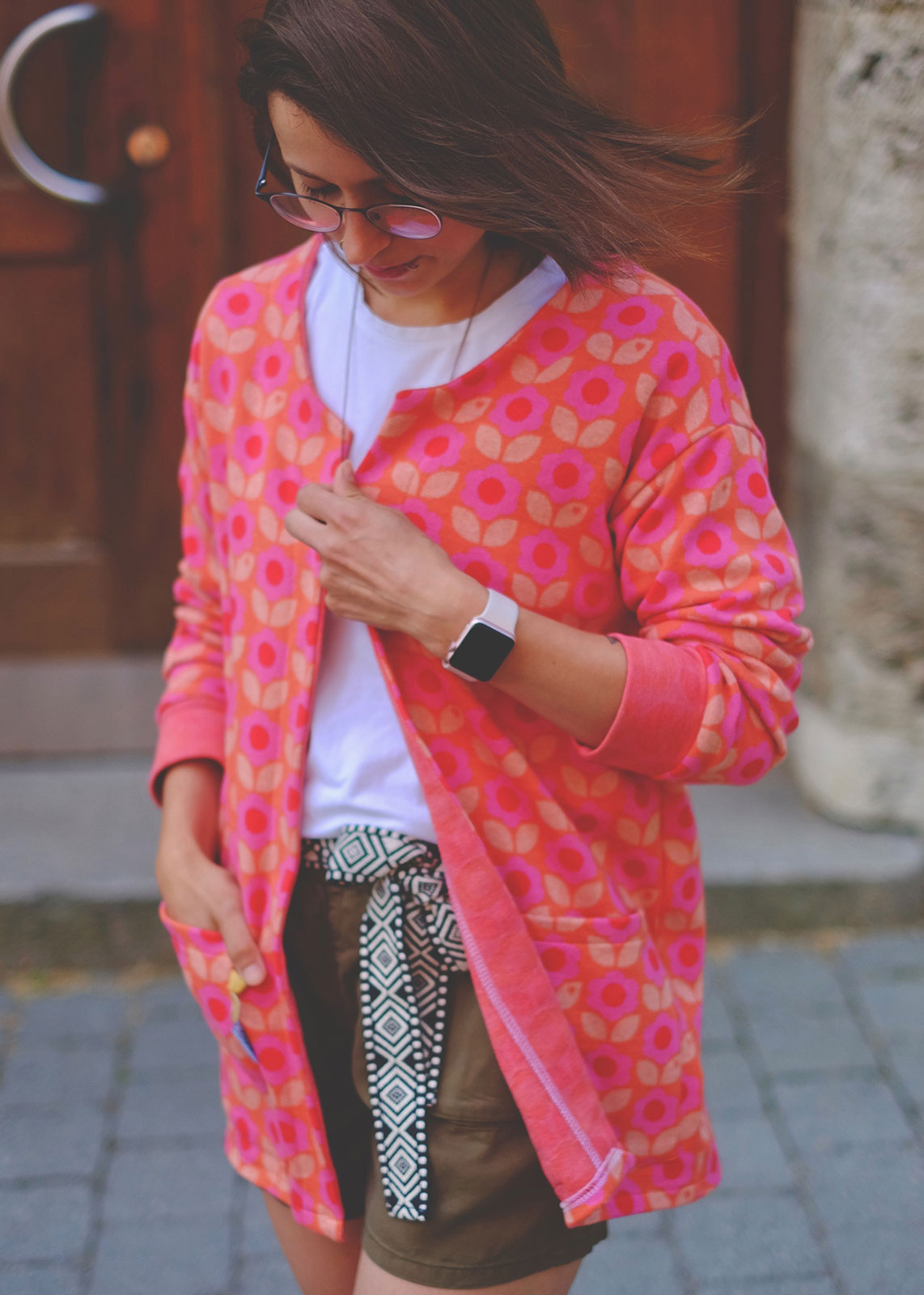 byGraziela_Sommer_Outfits_Jacquard_Cardigan