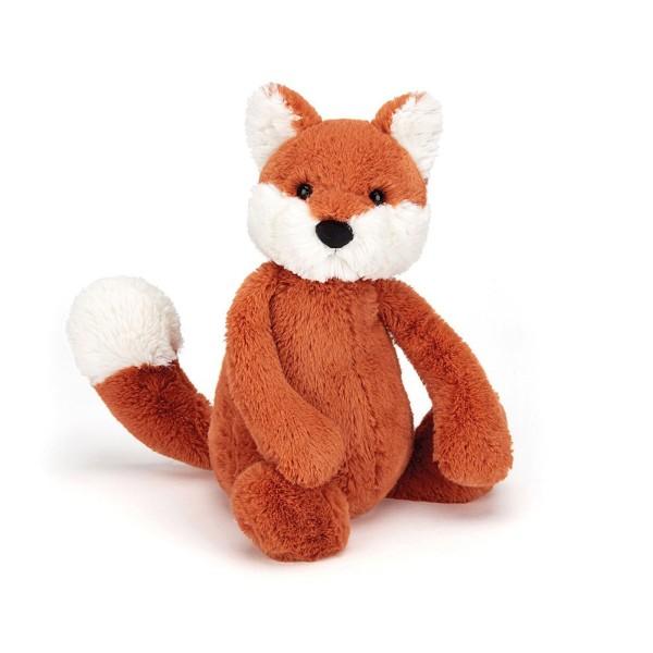 """Kuscheltier Fuchs 'Bashful Fox Cub"""" / Small 18cm"""