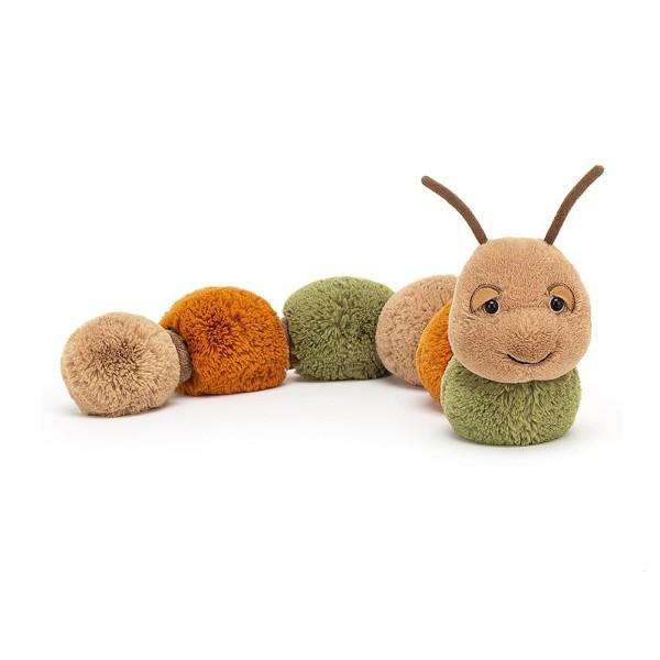 """Kuscheltier """"Figgy Caterpillar"""""""