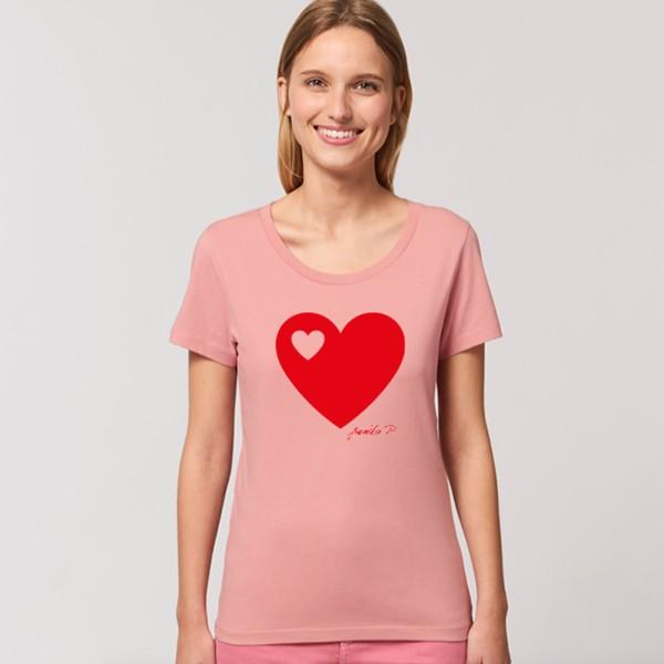 T-Shirt / Herz