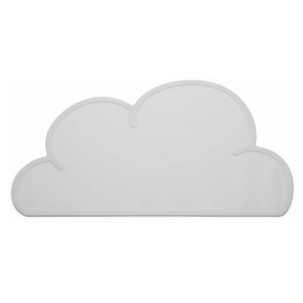 Tischset Wolke / Grau