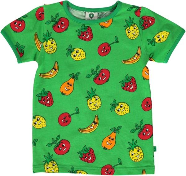 T-Shirt / Früchte / Grün