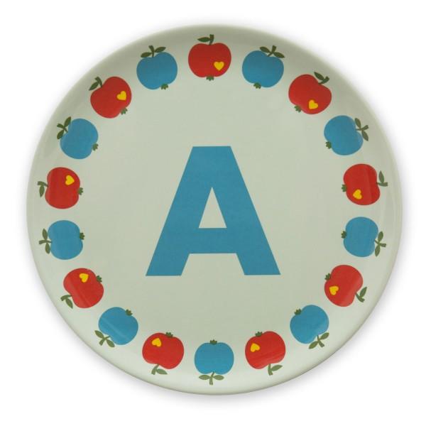 ABC Melaminteller - A