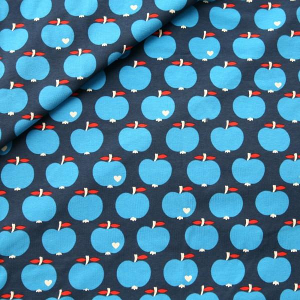 Softshell Apfel / Blau
